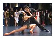 picture of Salsa dancers